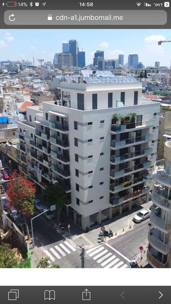 נחלת בנימין 133-135, תל אביב