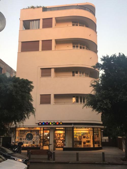 דיזנגוף 108, תל אביב - שימור