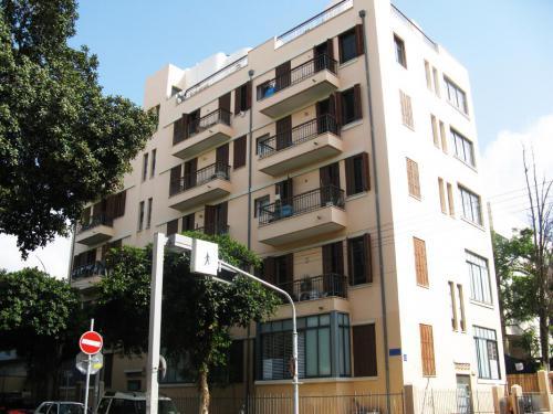 בלפור 44, תל אביב