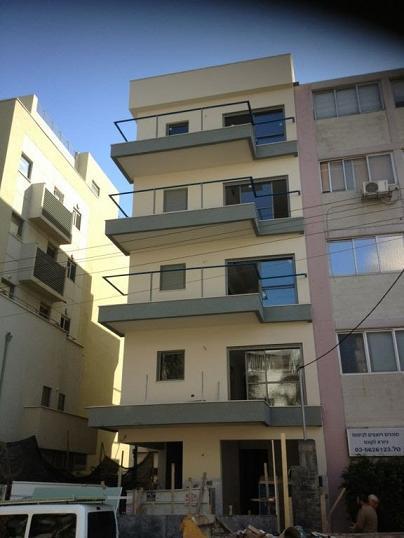 פרויקט ילין מור 8, תל אביב